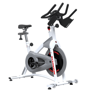 Schwinn AC Sport with Carbon Blue Belt Drive Indoor Cycle - Indoor Cyclery