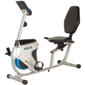 ProGear 555LXT Magnetic Tension Recumbent Bike - Indoor Cyclery