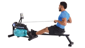 Stamina Wave Water Rowing Machine 1445 - Indoor Cyclery