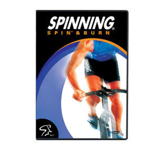 SPIN® Burn DVD - Indoor Cyclery