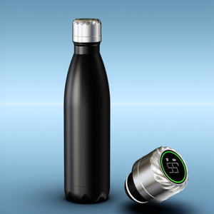 GEN X UV Light Safe And Smart Water Bottle by Vista Shops