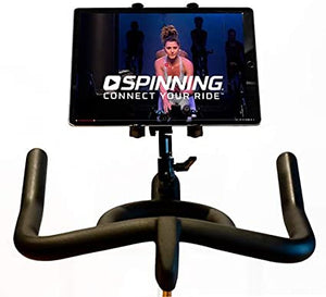 Spinning® L3 SPIN® Bike with Integrated Tablet Mount, Cadence Sensor and Spinning® Digital App