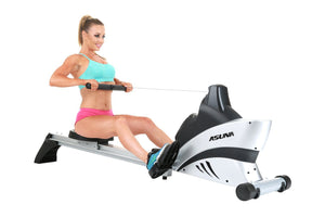 Asuna Commercial Rowing Machine - Indoor Cyclery