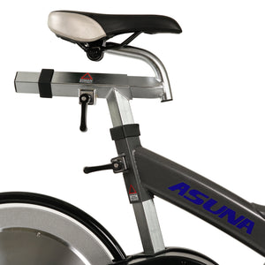 ASUNA 7130 Lancer Rear Drive Magnetic Commercial Indoor Cycling Bike - Indoor Cyclery