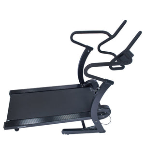 ASUNA Hi-Performance Cardio Trainer Manual Treadmill with Adjustable Incline - Indoor Cyclery