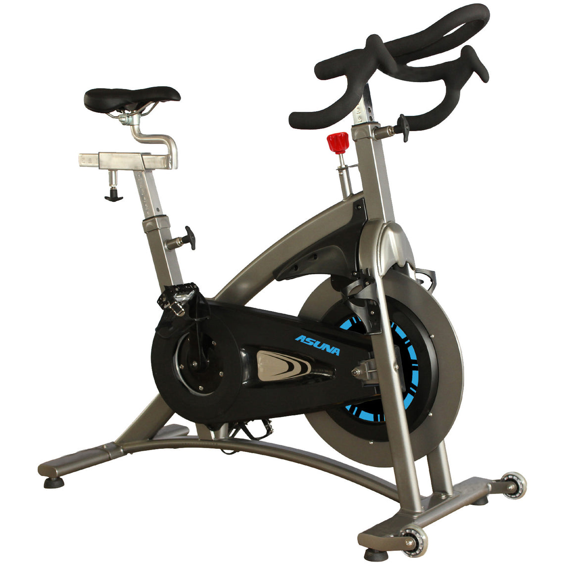 Asuna 5100 Magnetic Belt Drive Commercial Indoor Cycling Bike - Indoor Cyclery