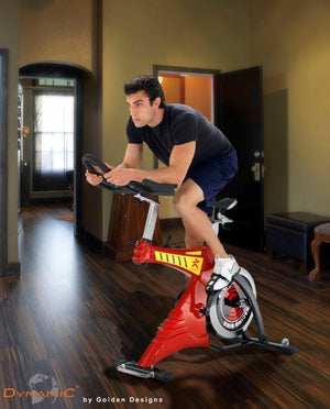 Dynamic R1 Pro SPK Magnetic Fitness Cycle - Indoor Cyclery