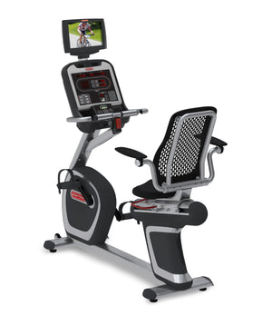 Star Trac 8 Series Recumbent Bike W/LCD - Indoor Cyclery