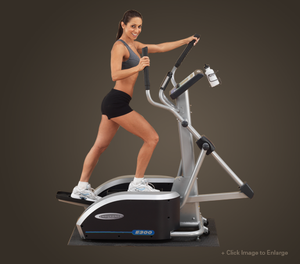 Endurance E300 Elliptical Trainer - Indoor Cyclery