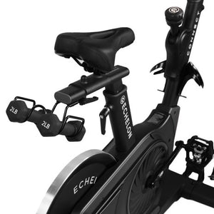 Echelon EX3 Smart Connect Indoor Cycling Bike-Black