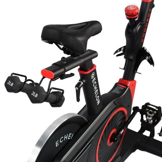 Echelon EX3 Smart Connect Indoor Cycling Bike-Red
