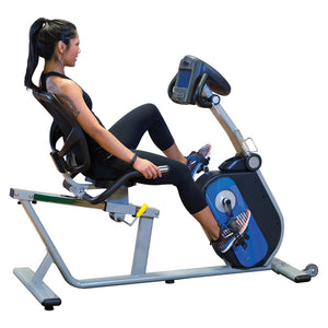 Endurance B4R Recumbent Bike - Indoor Cyclery