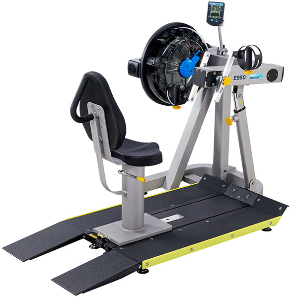 First Degree Fitness E950 Full Commercial Evolution Series E-950 Medical UBE Rehab