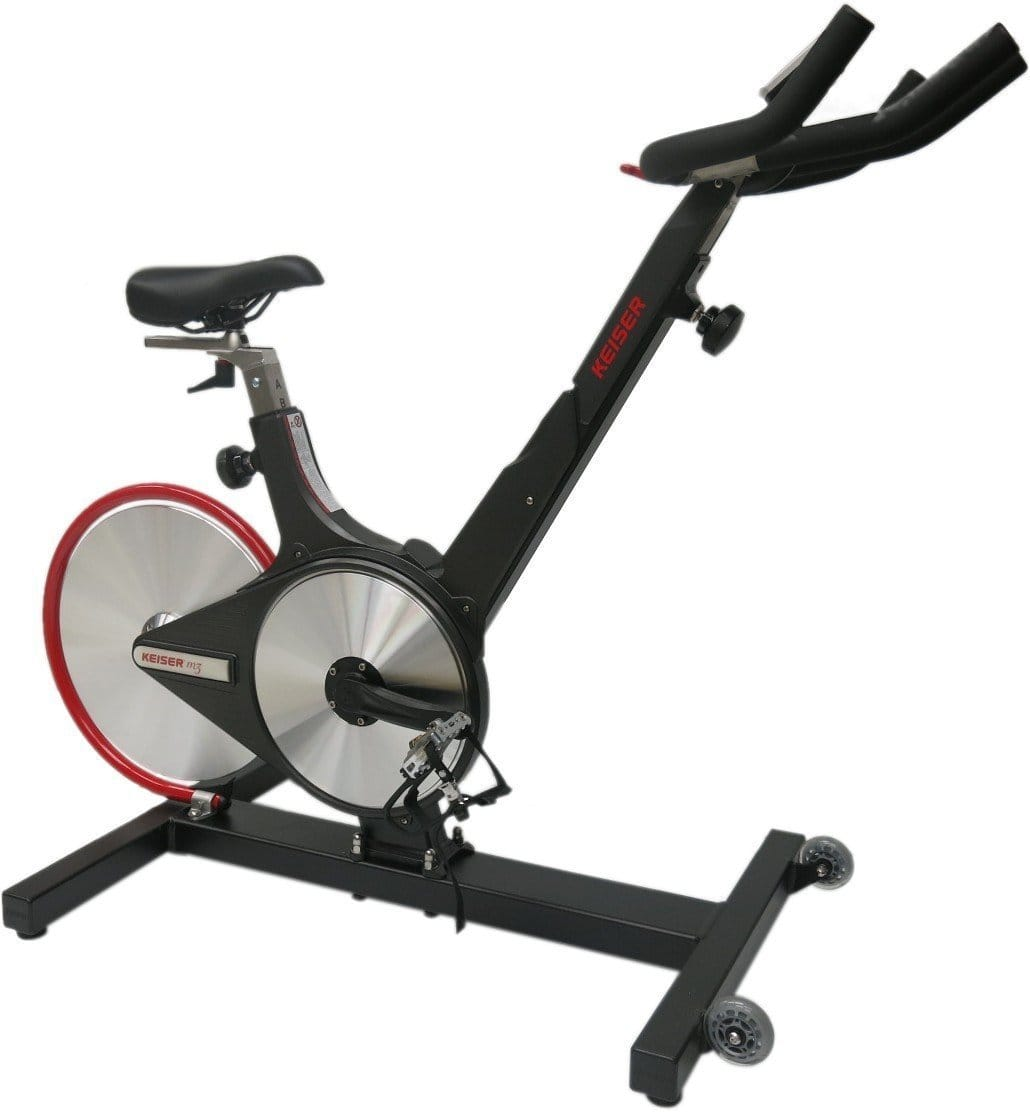 Keiser M3 Indoor Cycle - Indoor Cyclery