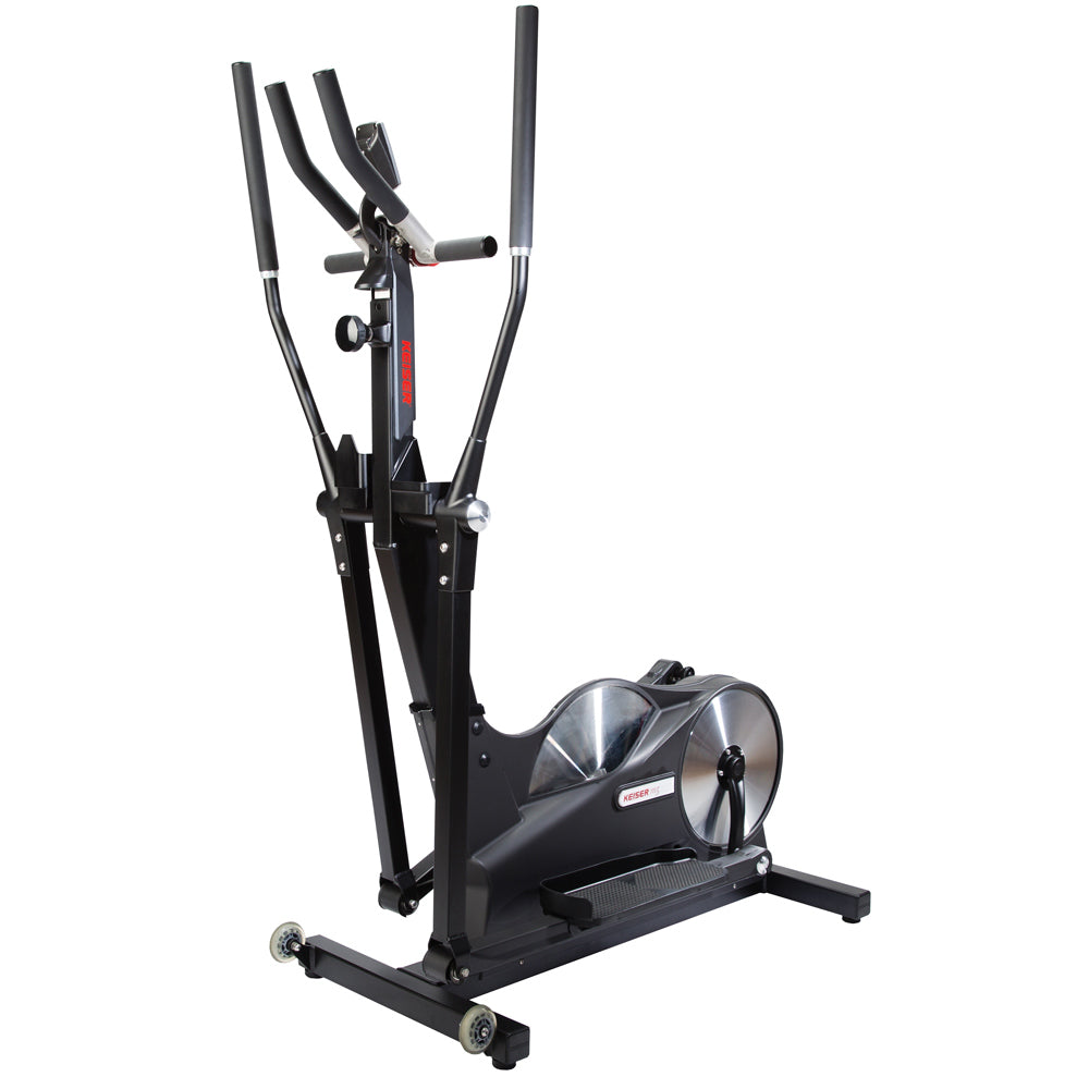 Keiser M5i Strider Elliptical Machine - Indoor Cyclery