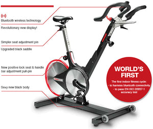 Keiser M3 Indoor Bike with Console - Indoor Cyclery