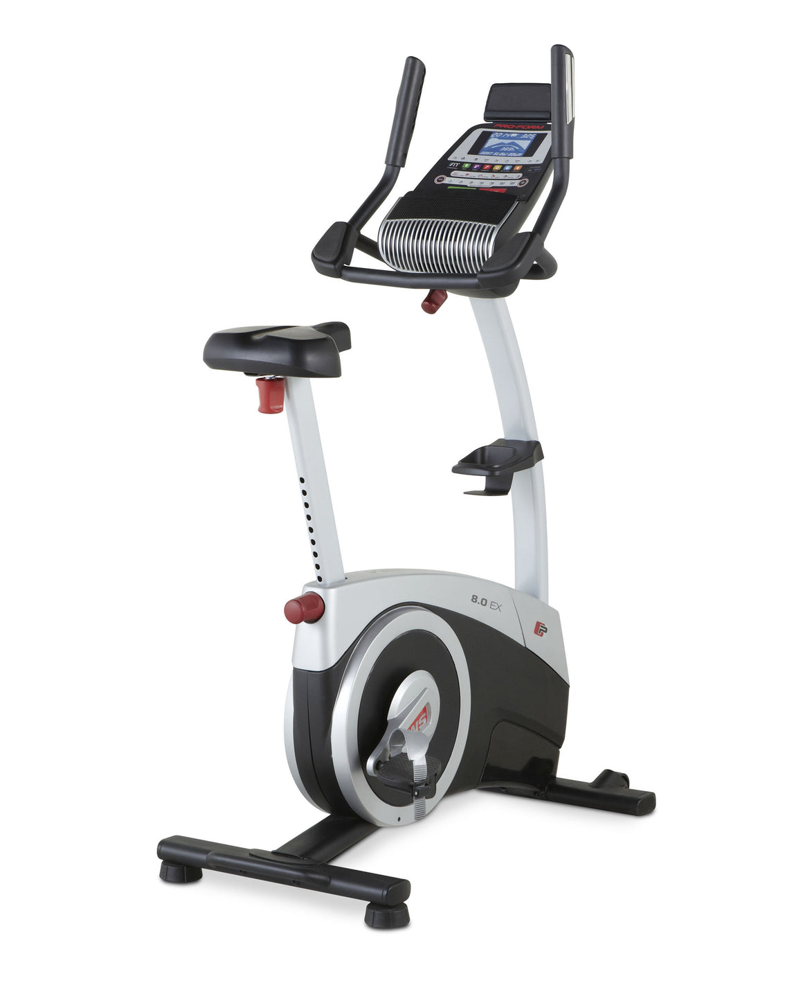 Pro Form 8.0 EX Upright Bike - Indoor Cyclery