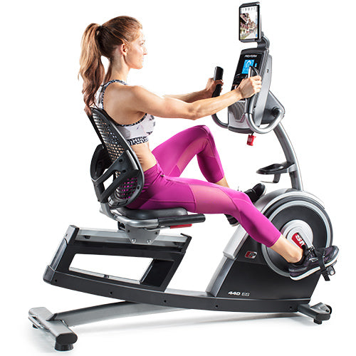 ProForm 440 ES Recumbent Bike - Indoor Cyclery