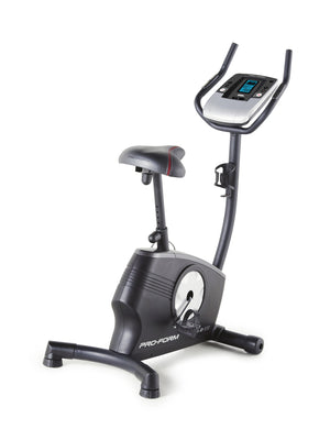 ProForm 2.0 ES Upright Bike - Indoor Cyclery