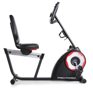 ProForm 235 CSX Recumbent Exercise Bike (PFEX52715) - Indoor Cyclery