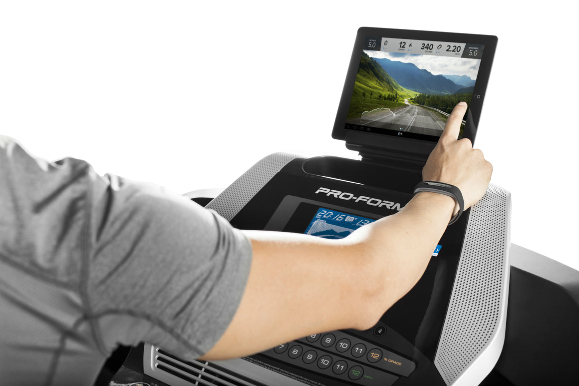 Pro Form 705 CST Treadmill - Indoor Cyclery