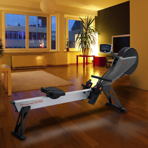 Dynamic Fitness R1 Pro Magnetic Air Rower - Indoor Cyclery