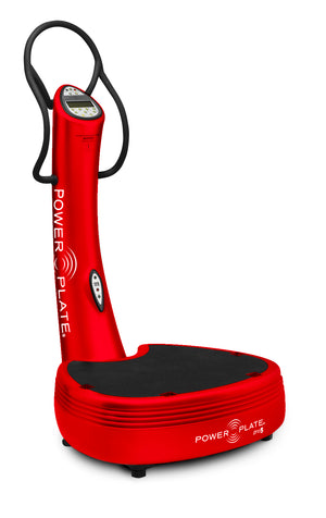 Power Plate Pro7 Vibration Trainer-Red+DualSphere - Indoor Cyclery