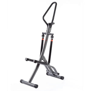 Sunny Health & Fitness SF-1115 Folding Climbing Stepper Step Machine w/ LCD Monitor - Indoor Cyclery