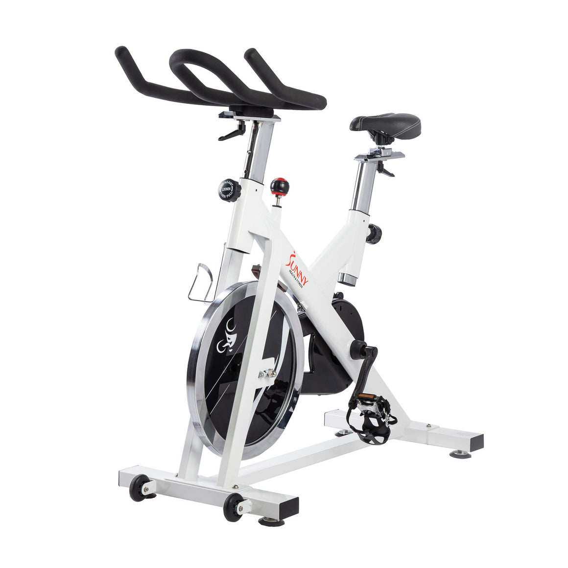 Sunny Health & Fitness SF-B1110 Indoor Cycling Bike - Indoor Cyclery