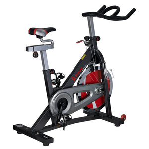 Sunny Health & Fitness SF-B1401 Heavy Duty Chain Drive Indoor Cycling Bike - Indoor Cyclery