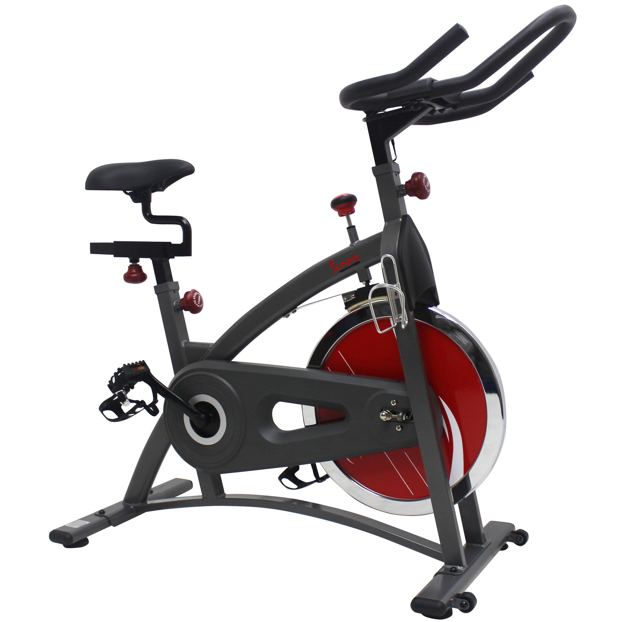 f77922a26dc Sunny Health   Fitness SF-B1423 Belt Drive Indoor Cycling Bike - Indoor  Cyclery