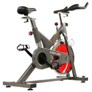 Sunny Health & Fitness SF-B1712 Belt Drive Indoor Cycling Bike - Indoor Cyclery