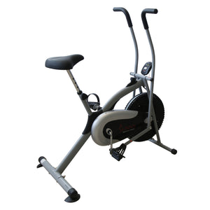 Sunny Health & Fitness Cross Training Fan Bike - Indoor Cyclery