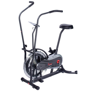 Sunny Health & Fitness SF-B2715 Zephyr Air Bike - Indoor Cyclery