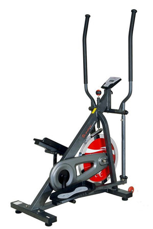 Sunny Health & Fitness Flywheel Elliptical Trainer - Indoor Cyclery