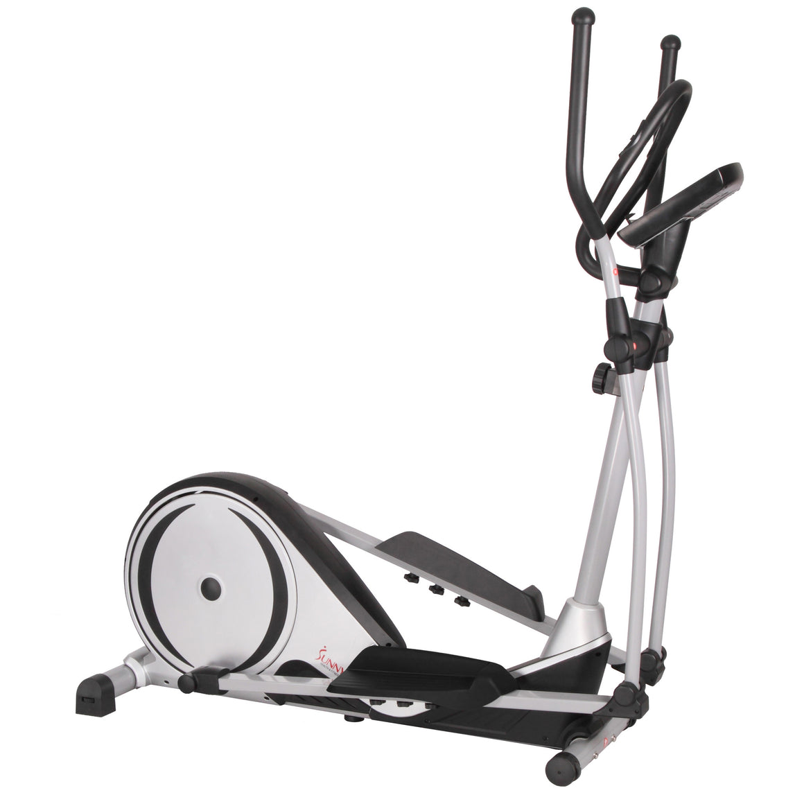 Sunny Health & Fitness SF-E3617 Long Stride Magnetic Elliptical - Indoor Cyclery