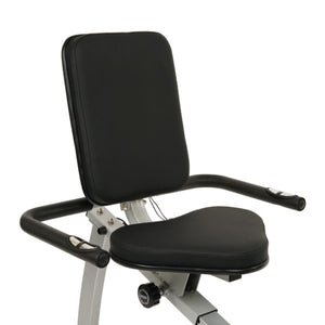 Sunny Health & Fitness SF-RB4417 Magnetic Recumbent Bike - Indoor Cyclery