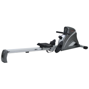 Sunny Health & Fitness SF-RW5508 Ultra Tension Magnetic Pro Rower - Indoor Cyclery