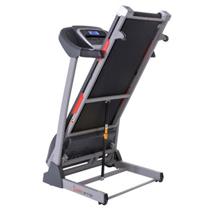 Sunny Health & Fitness Treadmill with Auto Incline - Indoor Cyclery
