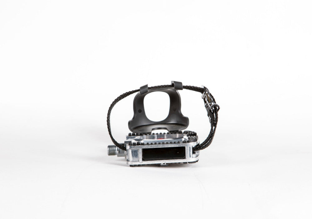 Bodycraft SPD V2 Toe Cage Commercial Pedals - Indoor Cyclery