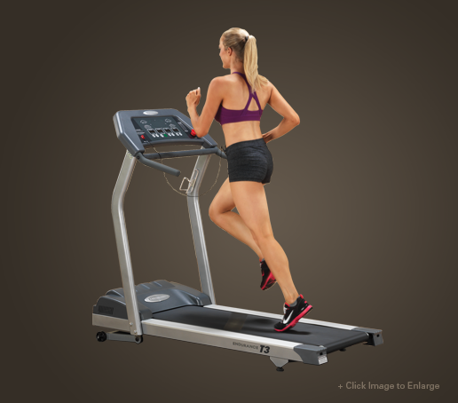 Endurance T3I Treadmill - Indoor Cyclery