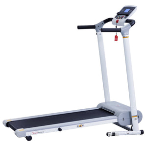 Sunny Health & Fitness SF-T7610 Easy Assembly Folding Treadmill - Indoor Cyclery