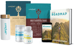 21-Day Transformation Program by LYFE Fuel
