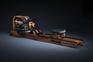 First Degree Fitness Viking Pro Indoor Water Rower - Indoor Cyclery