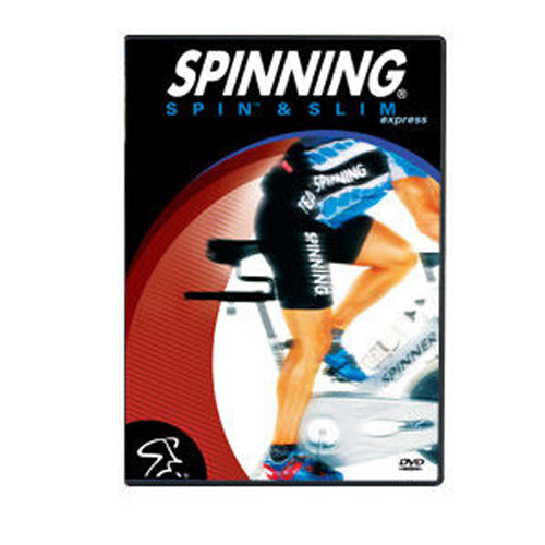 SPIN® Slim DVD - Indoor Cyclery