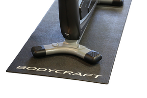 Bodycraft Protective Exercise Floor Mat - Indoor Cyclery