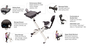FitDesk Bike Desk - Indoor Cyclery