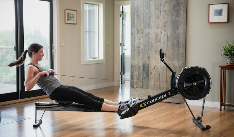 Concept 2 Model D >> Concept2 Model D Indoor Rower With Pm5