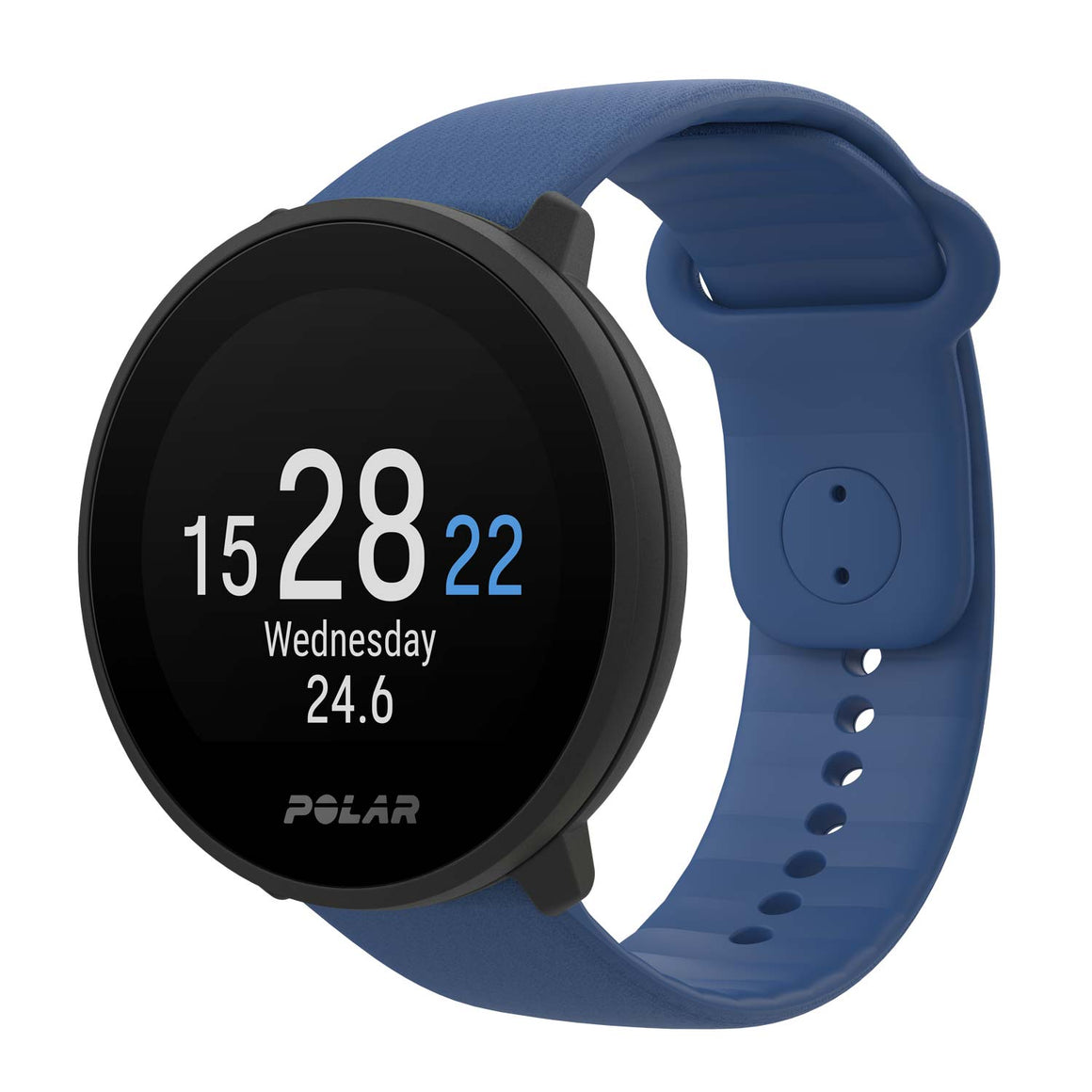 POLAR UNITE FITNESS WATCH WITH WRIST-BASED HEART RATE AND SLEEP TRACKING | BLUE