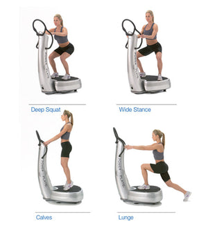 Power Plate My7 Vibration Trainer - Indoor Cyclery